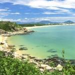 Belle plage de Mui Ne