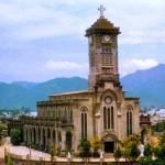 Eglise en pierre Nha Trang