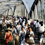 Le pont de Trang Tien