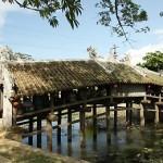 Le pont de tuile de Thanh Toan