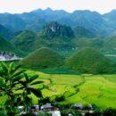 Montagna doppia di Quan Ba
