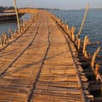 bamboo bridge 1