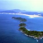 ile de Phu Quoc en haut vue
