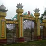 la pagode de ba cai