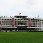 le palais de la reunification