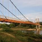 le pont d'entree 0 la ville