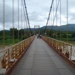 le pont suspendu de konklor