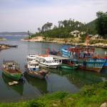 le port de cu lao cham