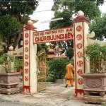 porte de la pagode bung hiem