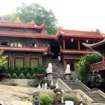 temple ba chua xu