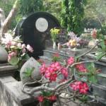 tombeau de la soeur Vo Thi Sau