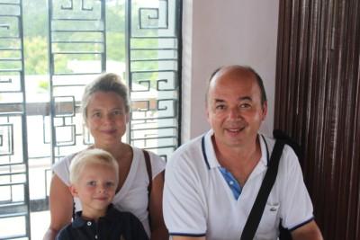 Famille de Monsieur Xavier Denis