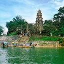 Les « jardins » de Hue